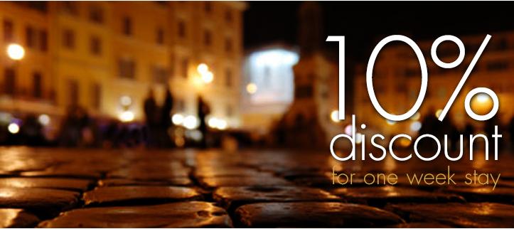 price dimora borghese holidays in rome