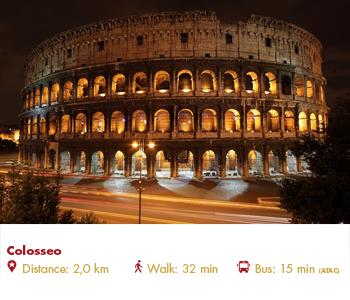 Hotspot-Colosseo